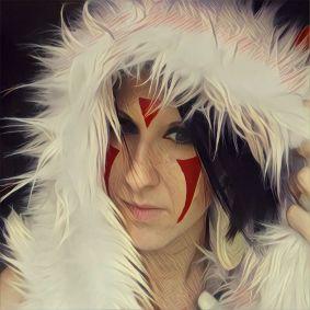 San - The Wolf Girl