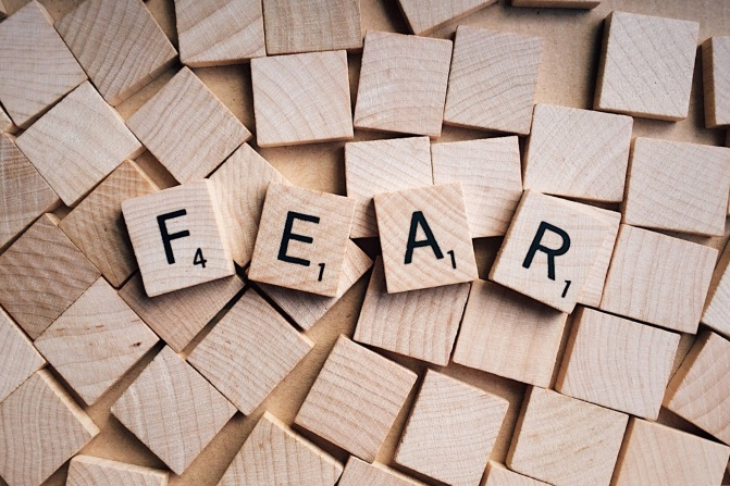 Master Your Fears – JUST JUMP!