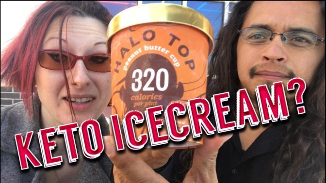 Keto Icecream? – Halo Top Review