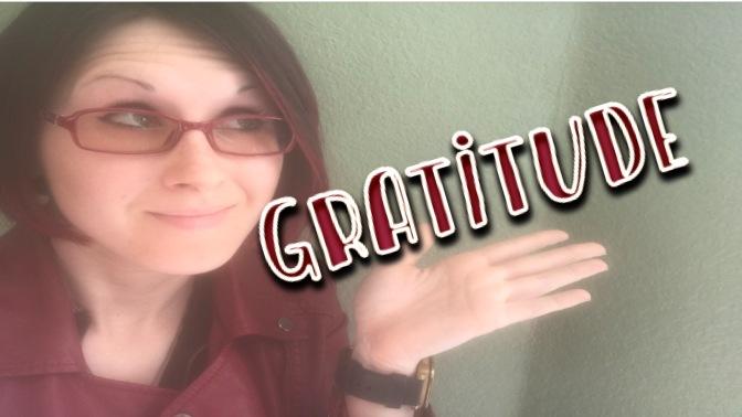 Let's Talk – Gratitude
